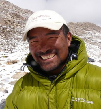 Photo portrait Pemba SHERPA